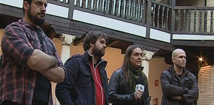 "Entrevista para ""Local de Música"" - CRTV"