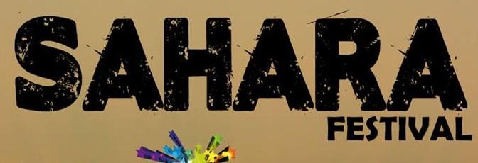 Confirmados para el SAHARA FESTIVAL, el 2 de agosto en Ciudad Real