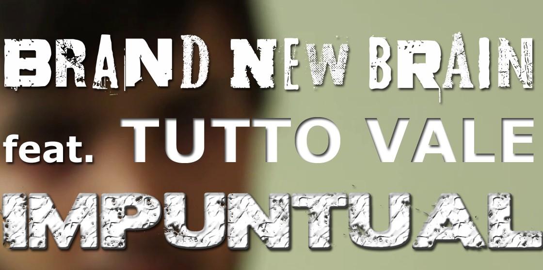 """Nuevo tema """"Impuntual"""", en colaboración con Tutto Vale"""