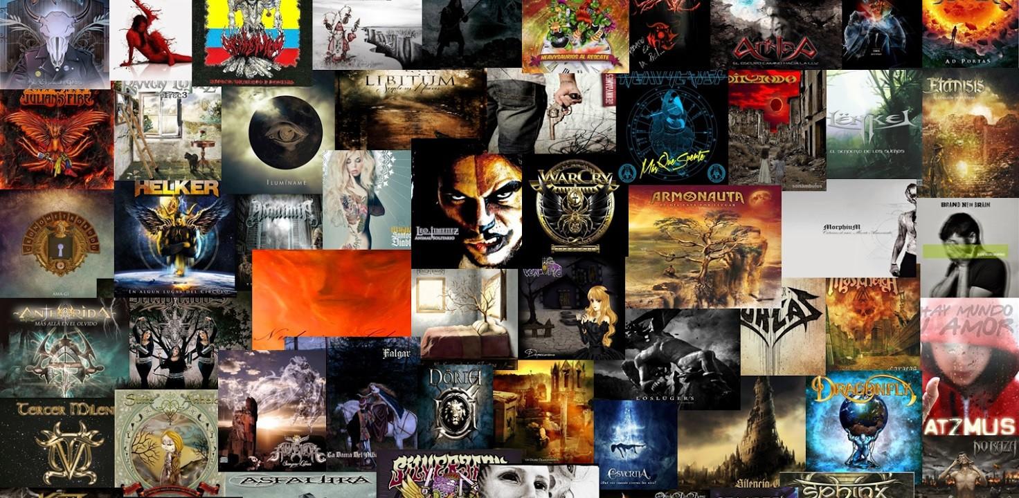 """BNB incluídos por """"Sendas de Metal"""" (Colombia) en el especial recopilatorio de discos lanzados en 2013, en español"""
