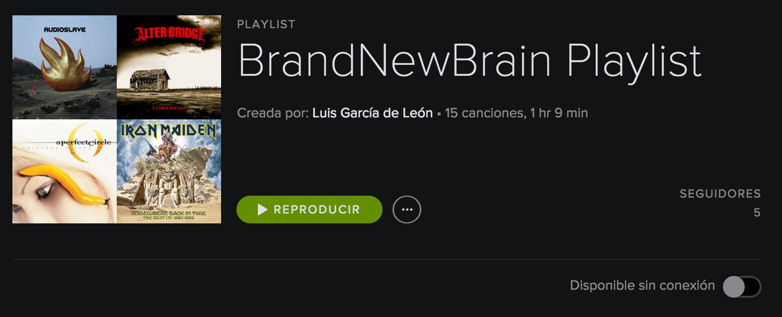 #Spotify #BNBPlaylist