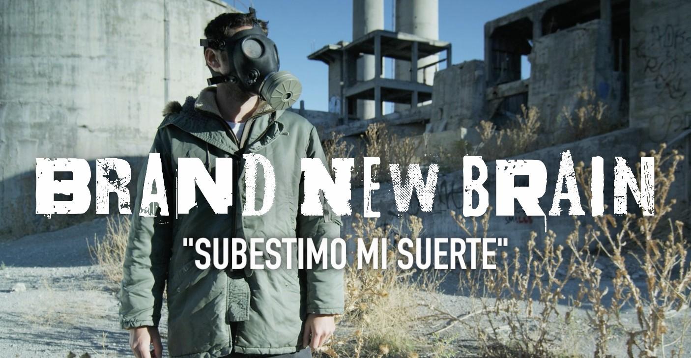 """Nuevo lyric video de """"Subestimo Mi Suerte"""""""