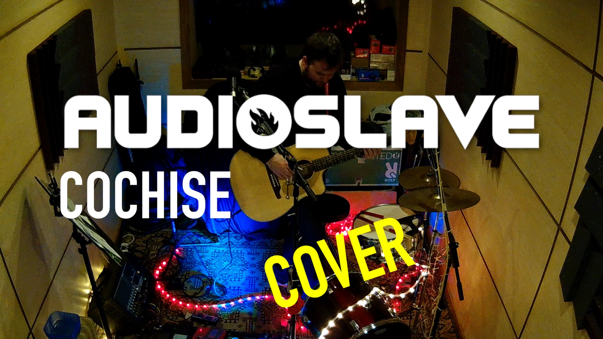 "VIDEO / Audioslave COVER - ""Cochise"""