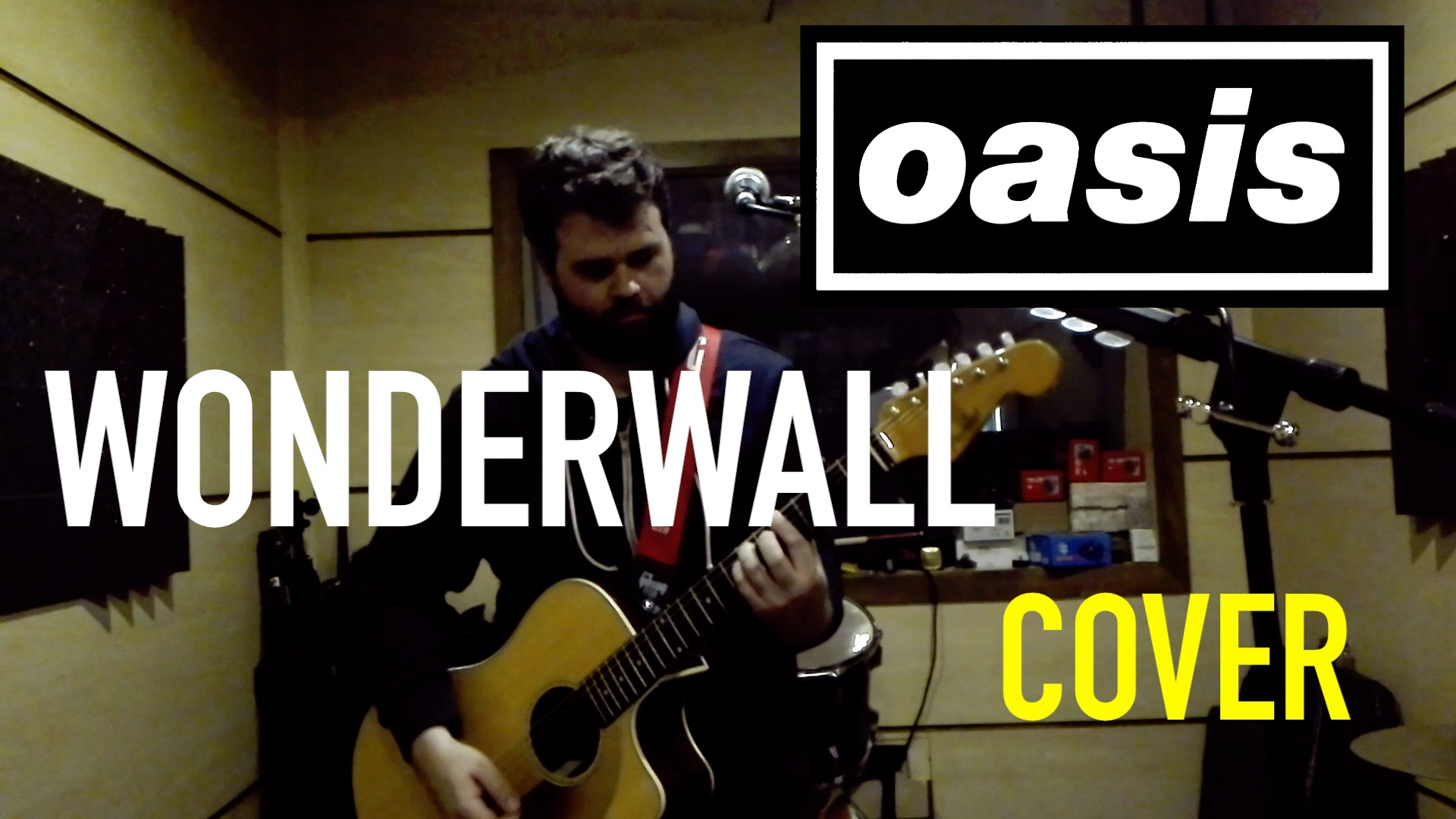 "VIDEO / OASIS COVER – ""WONDERWALL"""