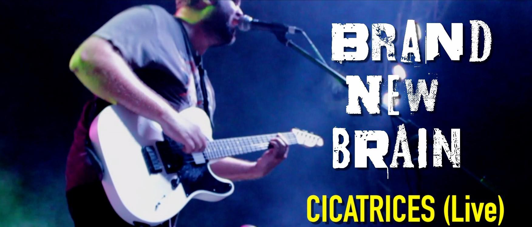 Nuevo vídeo!! CICATRICES (Live) - FestiValdepeñas 2015