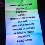 Setlist Alzira (Valencia) 17/02/18