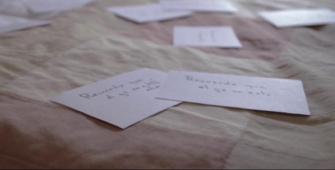 <br/>OLVIDADA Y SIN NOMBRE<br/> (Nuevo videoclip)